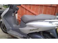 Honda scooter for sale mot march 2018 new rear tyre and brake pads never been on the road since mot