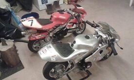 Mini Moto Bikes