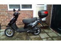 TGB moped