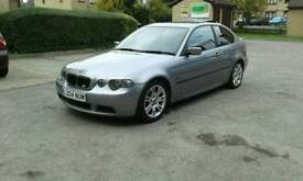 Bmw 3 series 2.0 m sports compact