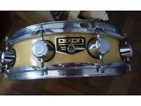 Dixon Pikalo snare drum (Little hole in snare drum)