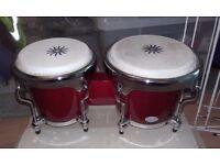 Natal Bongo Drums - excellent condition