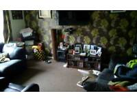 Exchange wanted from a 3 bed house in Snapwood bulwell