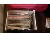 Lps lp vinyl records. Job lot
