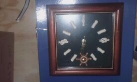 Sailor Clock for sale - never used, in perfect working order