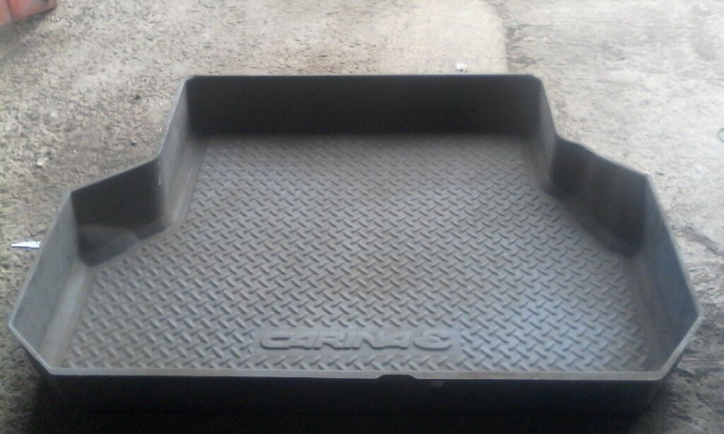 Toyota Pay By Phone >> Toyota Carina E Plastic Boot Liner Very Hard To Find Pay Pal Delivery Postage In Crossgar County Down Gumtree