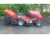 Countax C50 ride on lawn mower lawn tractor