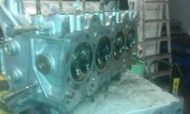 Honda B16 cylinder head