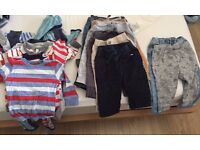Baby Boy bundle clothes (6 month to 1 year)
