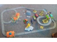 Learning curve chuggington interactive trains x 3 & tracks