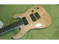 Jackson 7 string guitar only £160!!