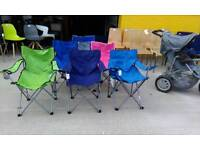 Camping chairs - tcl