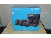 Logitech z906 speakers