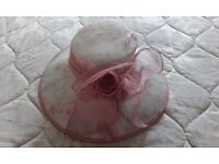 Roman Originals Hat - Mother of the Bride