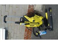 Karcher K4 full control AS NEW used once for 5 minutes