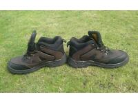 Mens Amblers Work Safety Boots FS152 Size 12, Worn ONCE