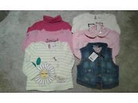 Girl's clothes bundle age 18-24 months