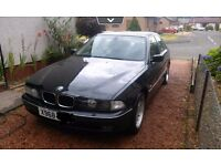 2001 BMW 528i se. Met black. Low miles. Excellent condition for age. £1200ono
