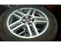 Ford 5 Stud Alloy Wheels