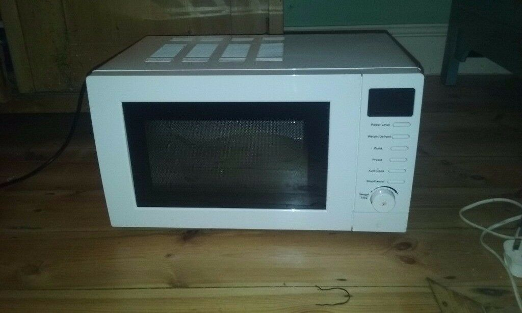 Low Wattage Microwave For Caravan
