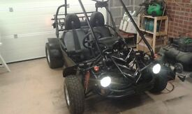 Pgo Bugxster Dirt Buggy