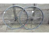 Mountain bike pair wheels WTB shimano deore 7 8 9 10 speed