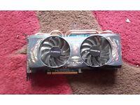 Gtx 460 1gb ddr5 twin fans graphic card