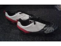 Canterbury Rugby Boots Size 11