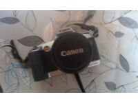 Canon EOS 500 SLR camera