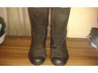 Revit Waterproof Motorcycle boots, Size 11.5 (UK) 47 (EUR), Excellent Condition