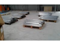 New Warehouse Racking Diagonal and Horizontal Bars