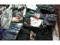 Joblot men's size large clothes