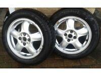 Mini One Alloy Wheels 175 65 15 x 2