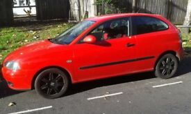 Seat Ibiza, Full service history, good runner 1400cc 16 valve,very economic