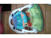 Fisher Price Frog Baby Sit Up Seat