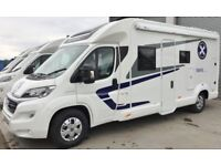 Swift 695 Motorhome, Six Berth , Automatic . 18 Plate , All extras fitted, Bargain price