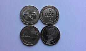 Coins. (£2)