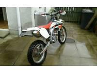 Honda crf x