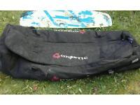 Jamie north kite board
