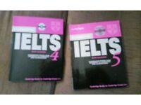 Ielts books (4 and 5)