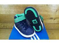 Adidas, Kids Varial Mid 1 Trainers, New