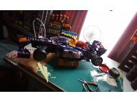 Kyosho 1/7 rc F1 car