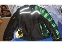 Complete Motorcycle Protective Clothing Set (New)