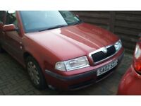 Skoda Octavia Estate £575 ovno