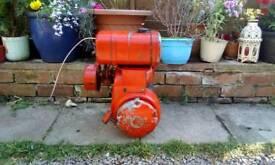 Kohler K181T 8hp engine suitable for large Howard Rotavator etc