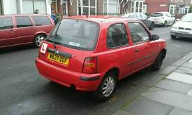 Micra for sale or parts