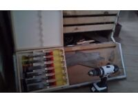 Bench Hand Joiners/Shop fitters tool kit