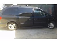 CHRYSLER VOYAGER JEEP 2.5 CRD & 2.8 INJECTORS turbo doors towbar parts BREAKING body parts etc..