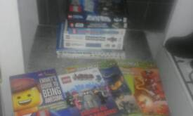 Lego 13x books mint condition