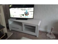 Tv unit, coffee table and side unit